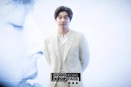孔劉-香港粉絲見面會記者招待會現場圖