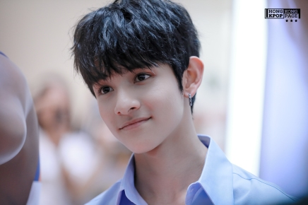 Kim Samuel Hong Kong 1st ShowCase
