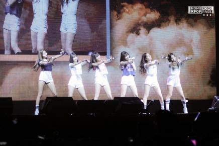2017 GFRIEND Mini Concert In HongKong