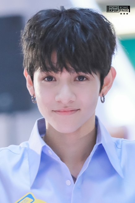Kim Samuel in Hong Kong