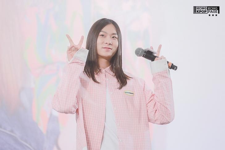 [HK.KPOP.PAGE] 171008_Jang Moon Vok Fans Meeting in Hong Kong_02