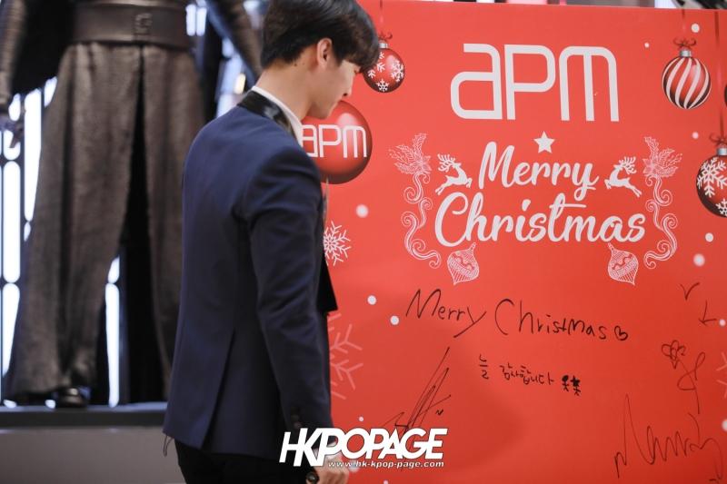 [HK.KPOP.PAGE] 171119_apm x N autograph event_10