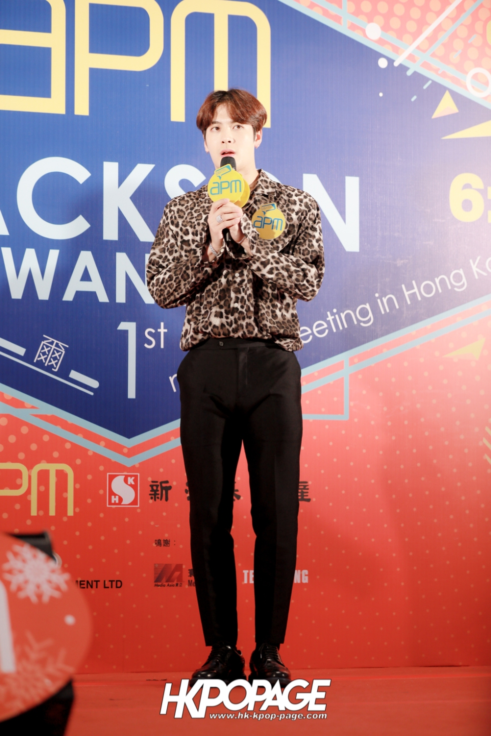 [HK.KPOP.PAGE] 171204_apm x Jackson Wang 1st mini fan meeting in Hong Kong_02