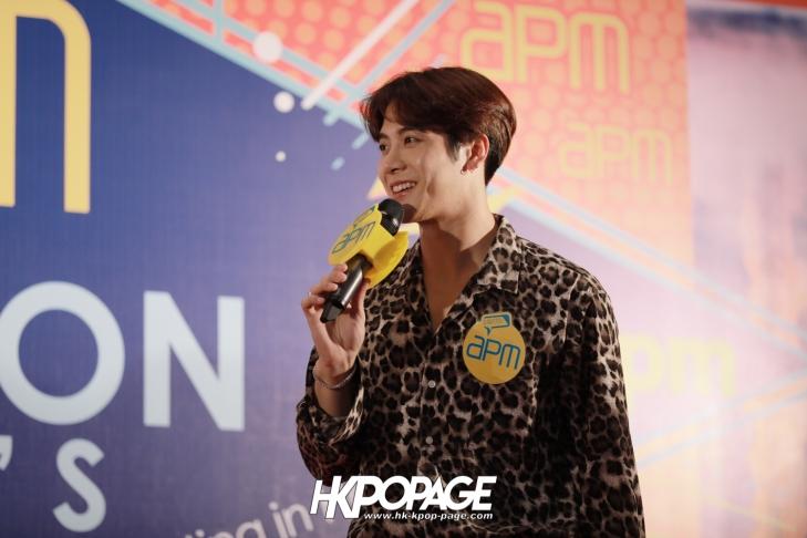 [HK.KPOP.PAGE] 171204_apm x Jackson Wang 1st mini fan meeting in Hong Kong_05