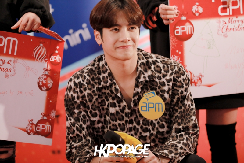 [HK.KPOP.PAGE] 171204_apm x Jackson Wang 1st mini fan meeting in Hong Kong_07