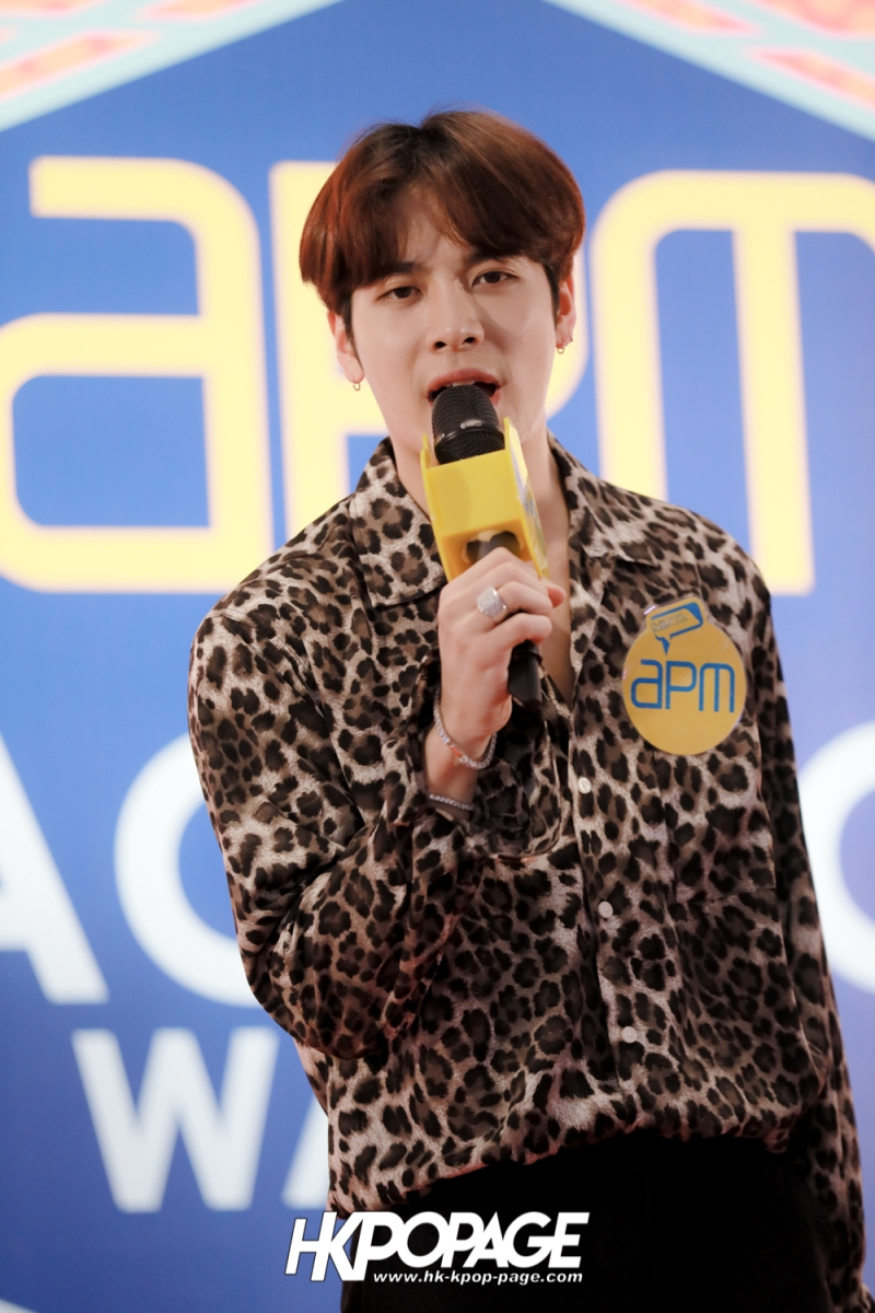 [HK.KPOP.PAGE] 171204_apm x Jackson Wang 1st mini fan meeting in Hong Kong_11