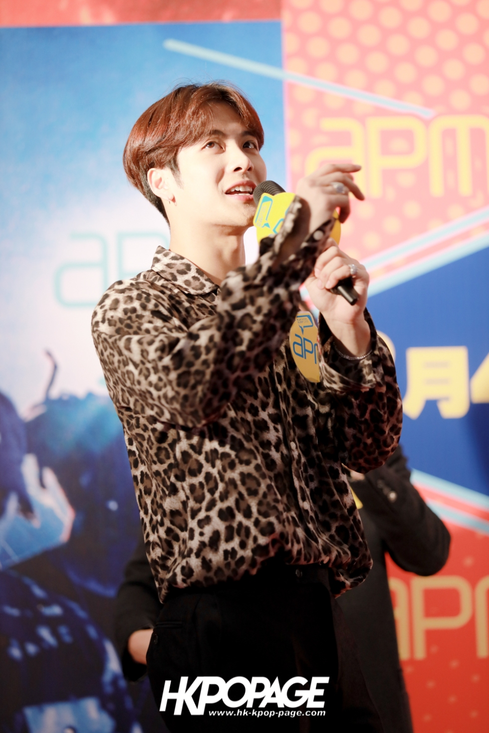 [HK.KPOP.PAGE] 171204_apm x Jackson Wang 1st mini fan meeting in Hong Kong_18