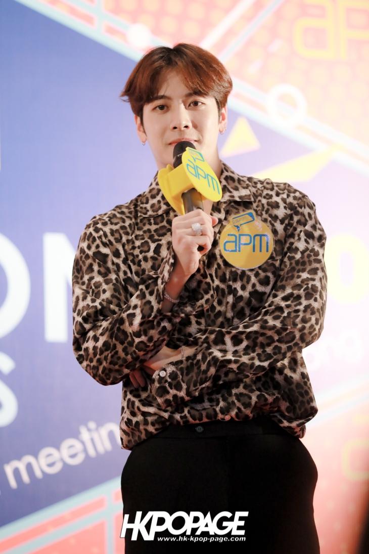 [HK.KPOP.PAGE] 171204_apm x Jackson Wang 1st mini fan meeting in Hong Kong_19
