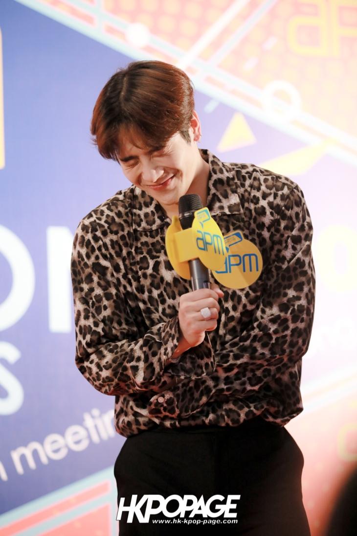 [HK.KPOP.PAGE] 171204_apm x Jackson Wang 1st mini fan meeting in Hong Kong_22