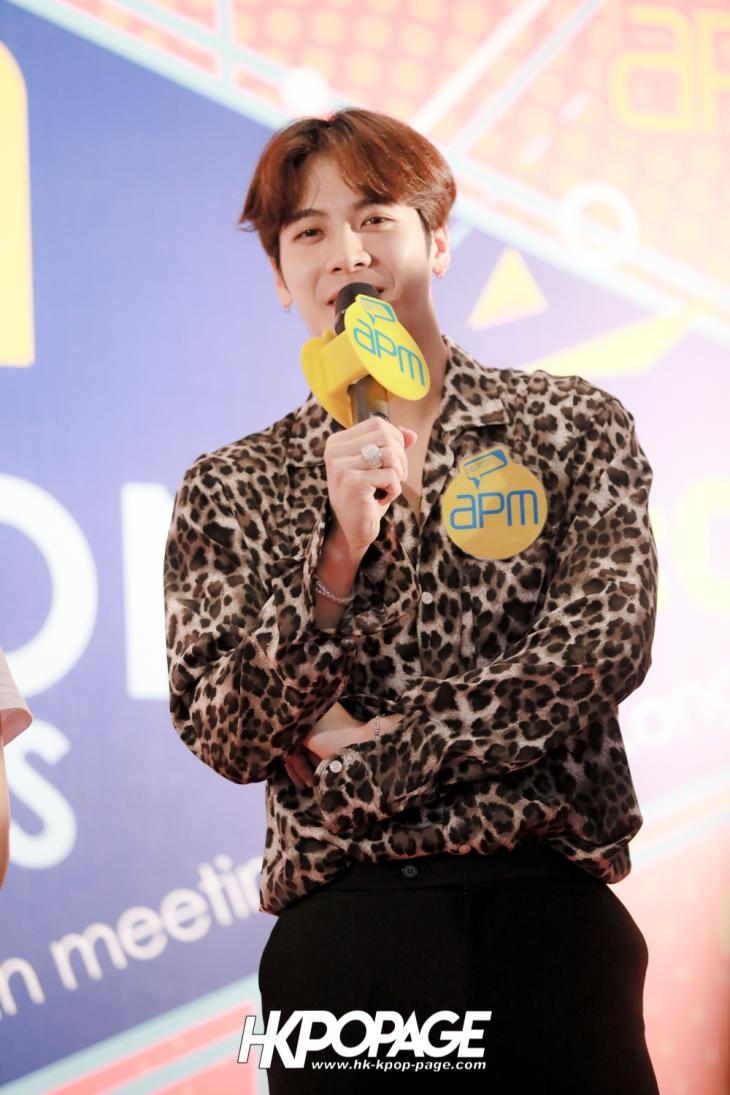 [HK.KPOP.PAGE] 171204_apm x Jackson Wang 1st mini fan meeting in Hong Kong_23