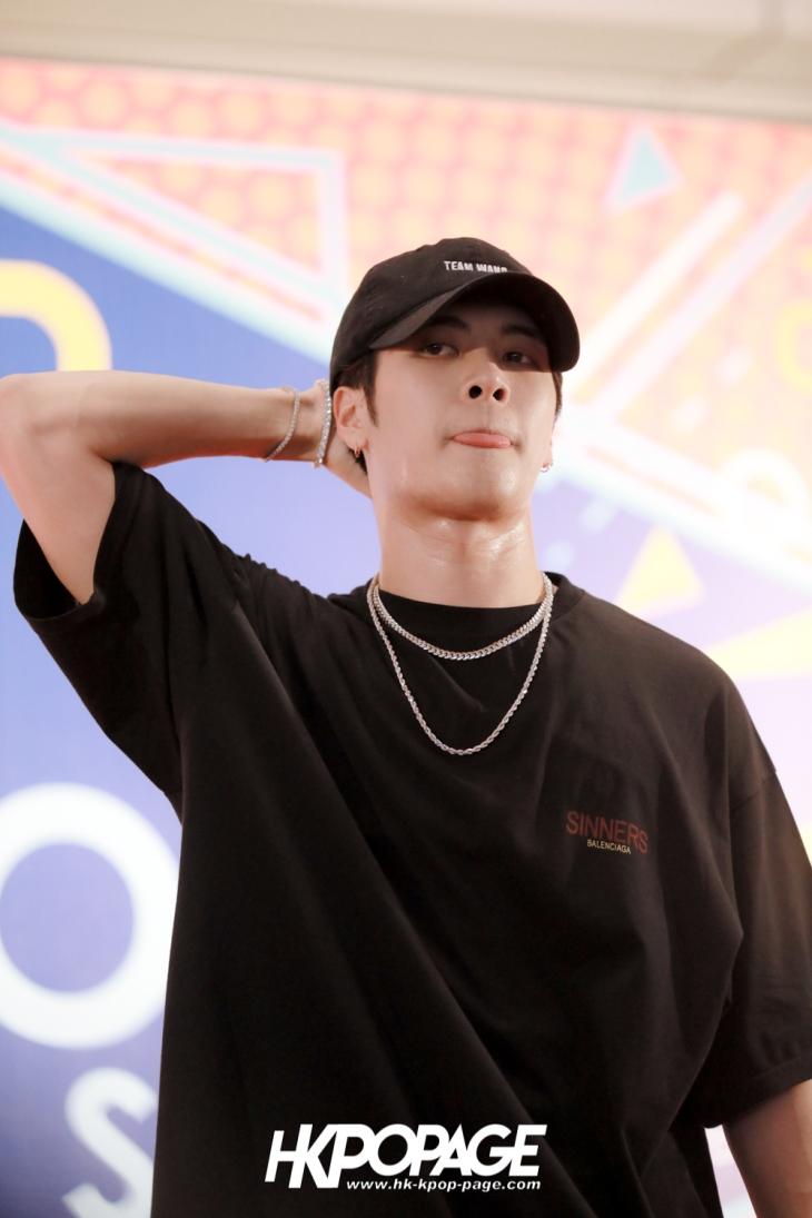 [HK.KPOP.PAGE] 171204_apm x Jackson Wang 1st mini fan meeting in Hong Kong_25