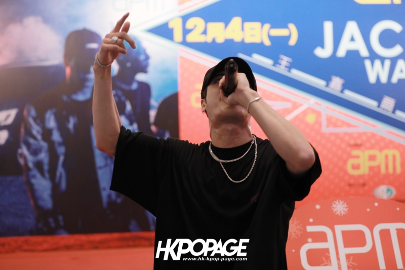 [HK.KPOP.PAGE] 171204_apm x Jackson Wang 1st mini fan meeting in Hong Kong_26