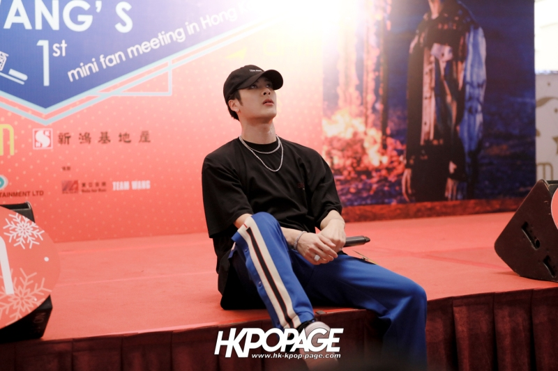 [HK.KPOP.PAGE] 171204_apm x Jackson Wang 1st mini fan meeting in Hong Kong_27