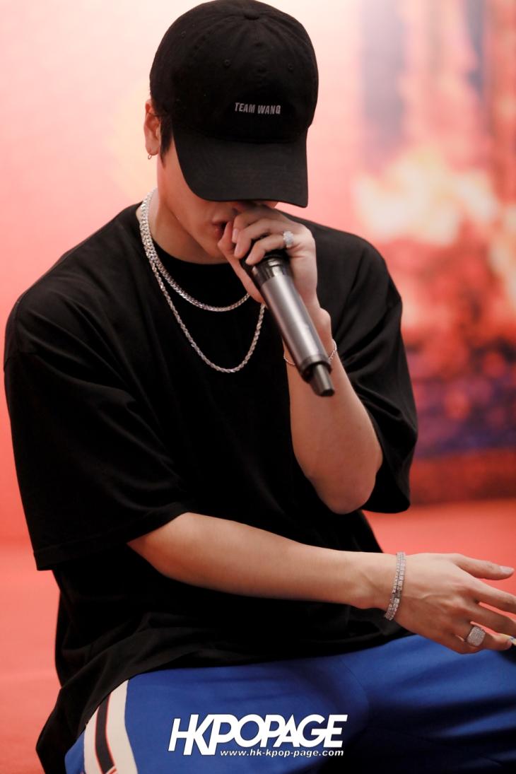 [HK.KPOP.PAGE] 171204_apm x Jackson Wang 1st mini fan meeting in Hong Kong_28