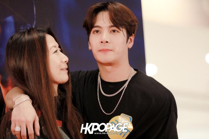 [HK.KPOP.PAGE] 171204_apm x Jackson Wang 1st mini fan meeting in Hong Kong_31