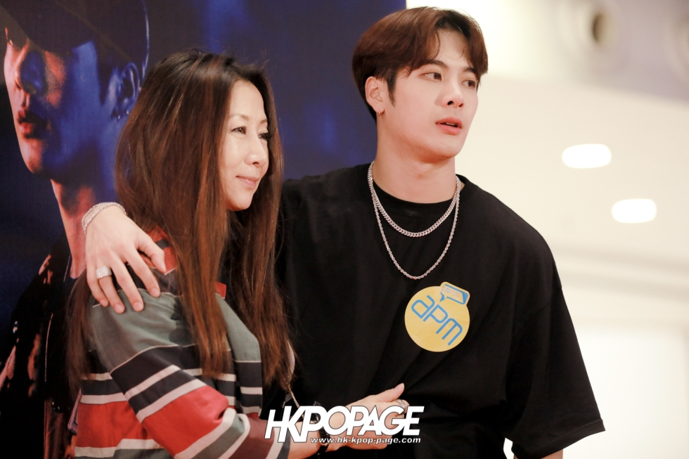 [HK.KPOP.PAGE] 171204_apm x Jackson Wang 1st mini fan meeting in Hong Kong_32