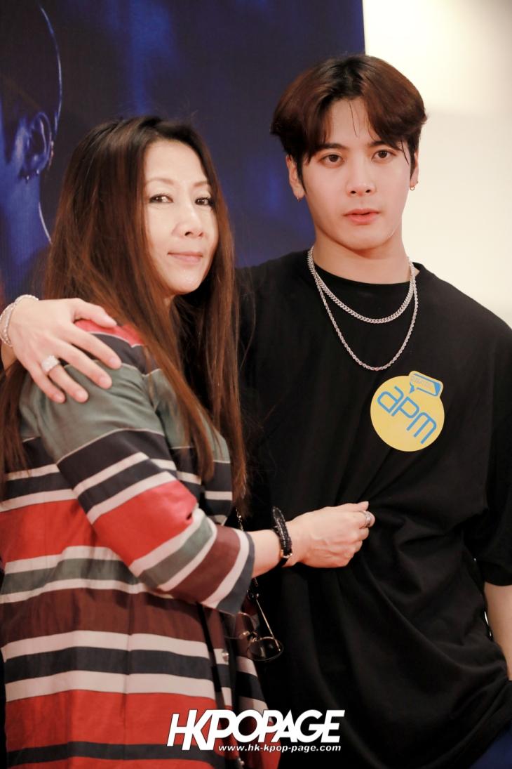[HK.KPOP.PAGE] 171204_apm x Jackson Wang 1st mini fan meeting in Hong Kong_33