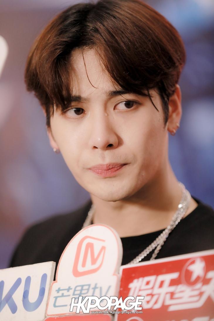 [HK.KPOP.PAGE] 171204_apm x Jackson Wang 1st mini fan meeting in Hong Kong_38