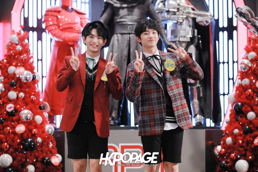 [HK.KPOP.PAGE] 171224_Heong-seop x Eui Woong autograph event_01