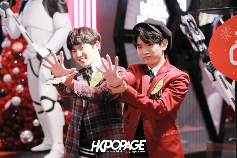 [HK.KPOP.PAGE] 171224_Heong-seop x Eui Woong autograph event_13