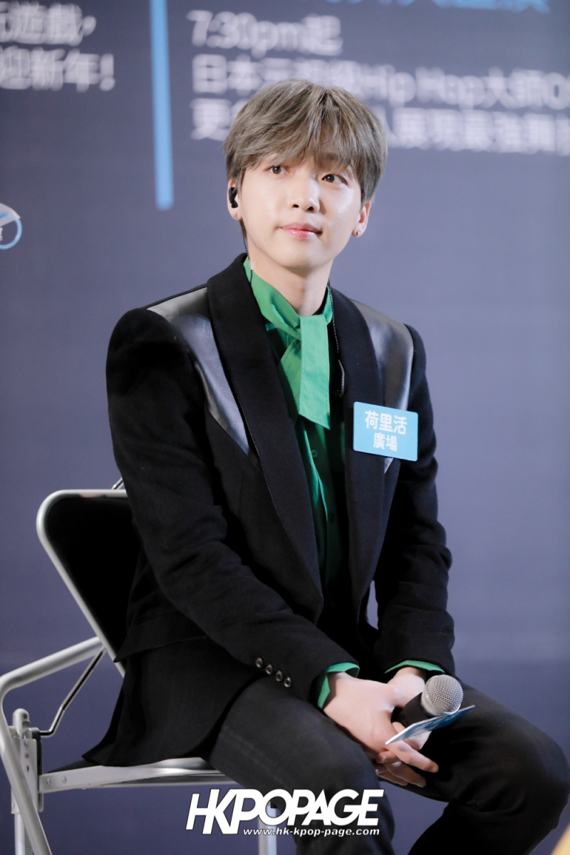 [HK.KPOP.PAGE] 171231_Plazahollywood x Jeong Se-Woon Countdown party 2018_06