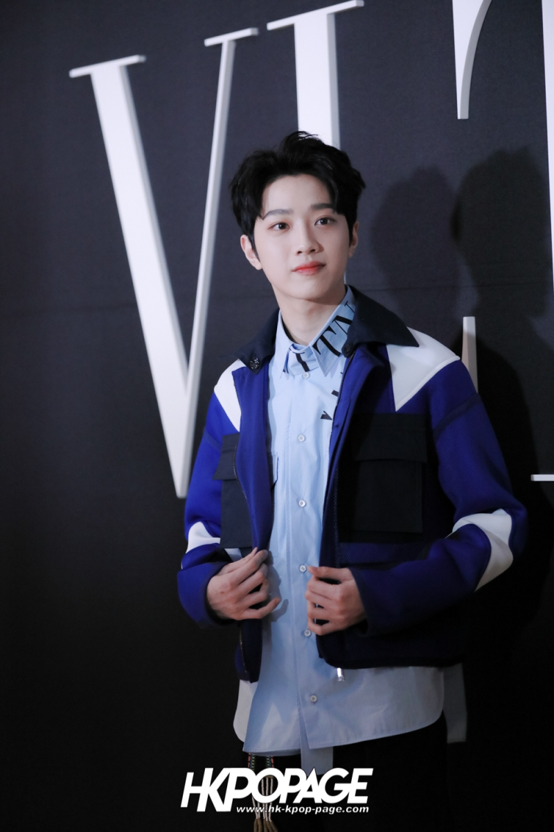 [HK.KPOP.PAGE] 180126_VALENTINO Brand Event_Lai Kuan Lin_05