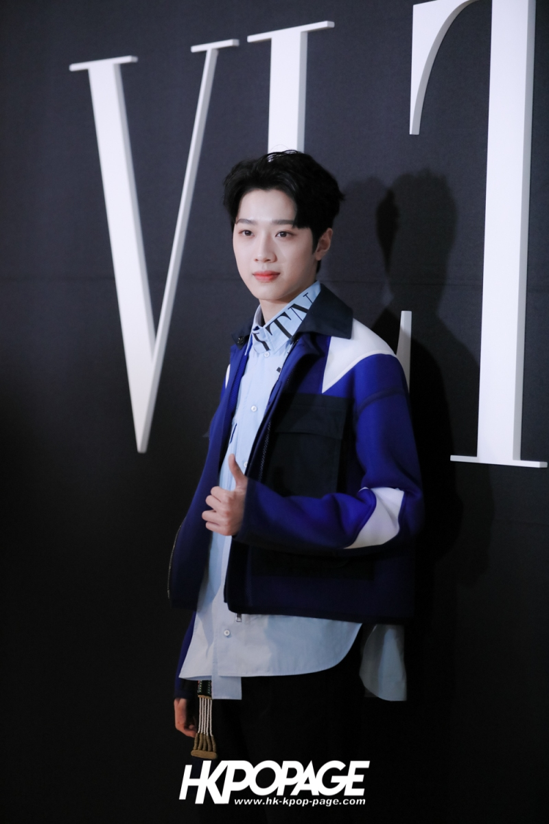 [HK.KPOP.PAGE] 180126_VALENTINO Brand Event_Lai Kuan Lin_06