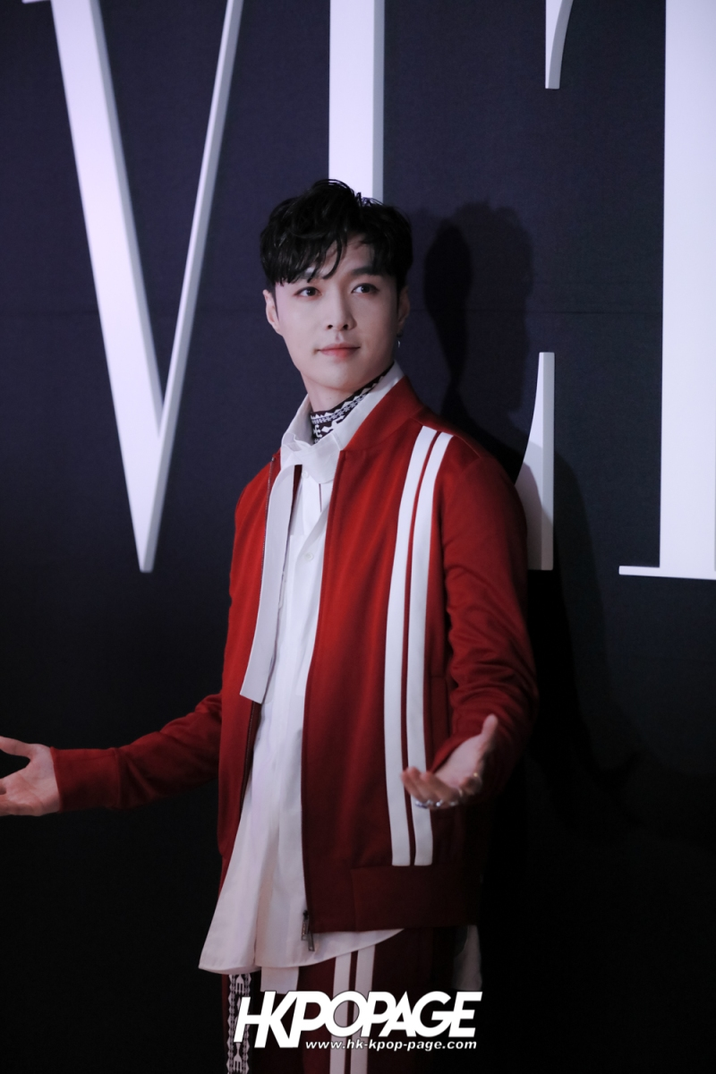 [HK.KPOP.PAGE] 180126_VALENTINO Brand Event_Zhang Yixing_01