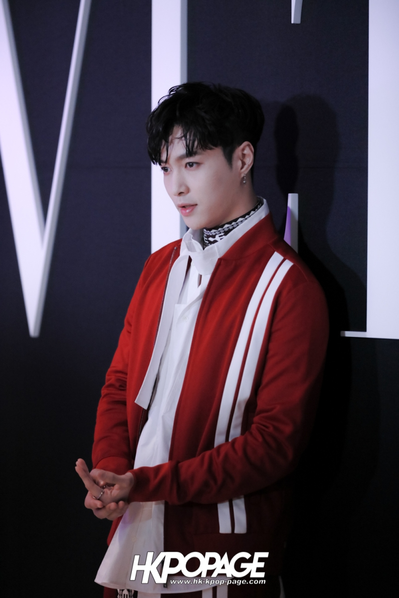 [HK.KPOP.PAGE] 180126_VALENTINO Brand Event_Zhang Yixing_04