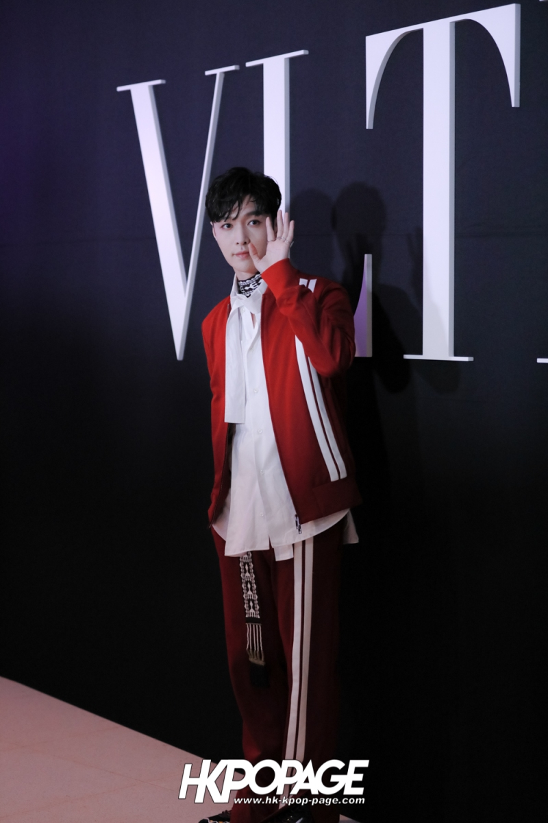 [HK.KPOP.PAGE] 180126_VALENTINO Brand Event_Zhang Yixing_05