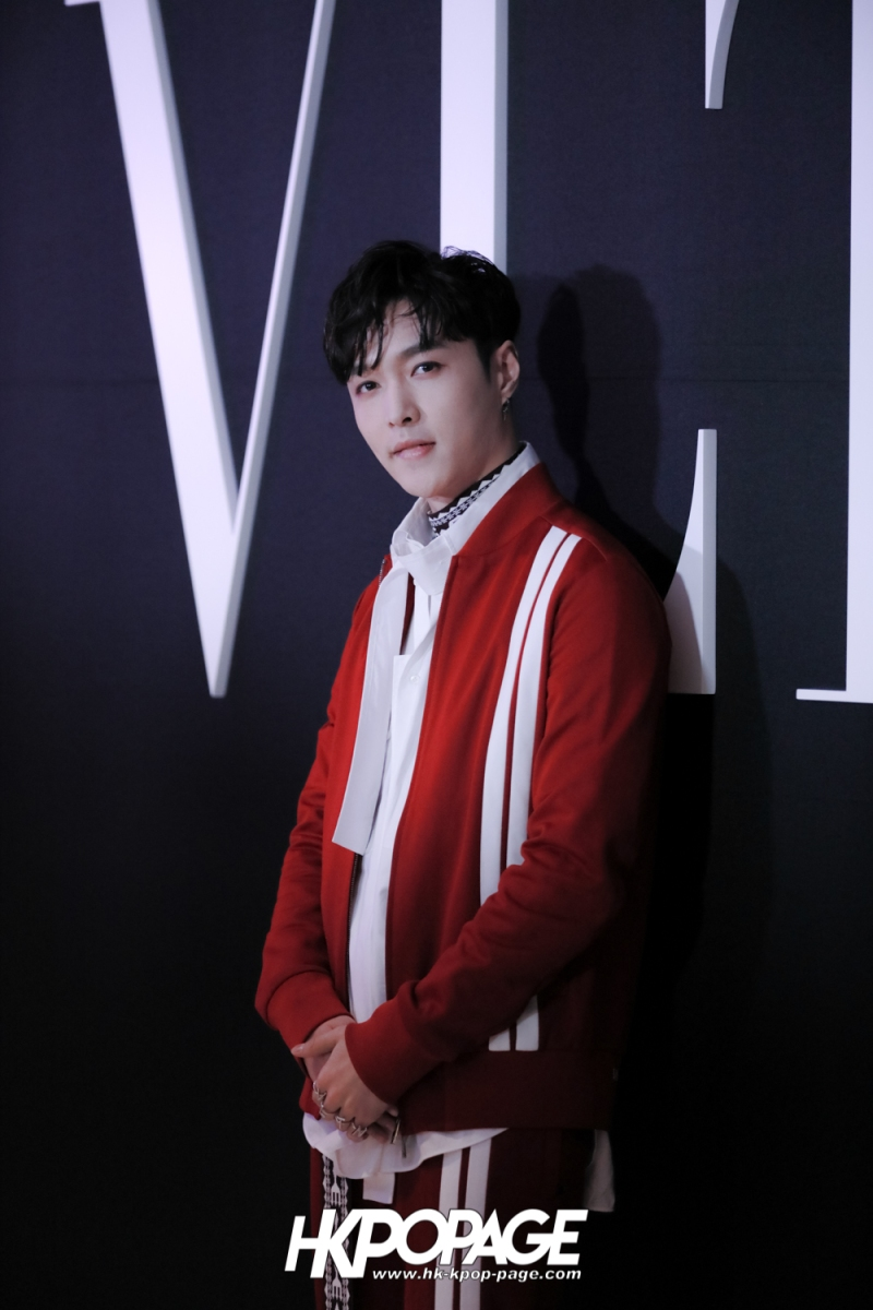 [HK.KPOP.PAGE] 180126_VALENTINO Brand Event_Zhang Yixing_07