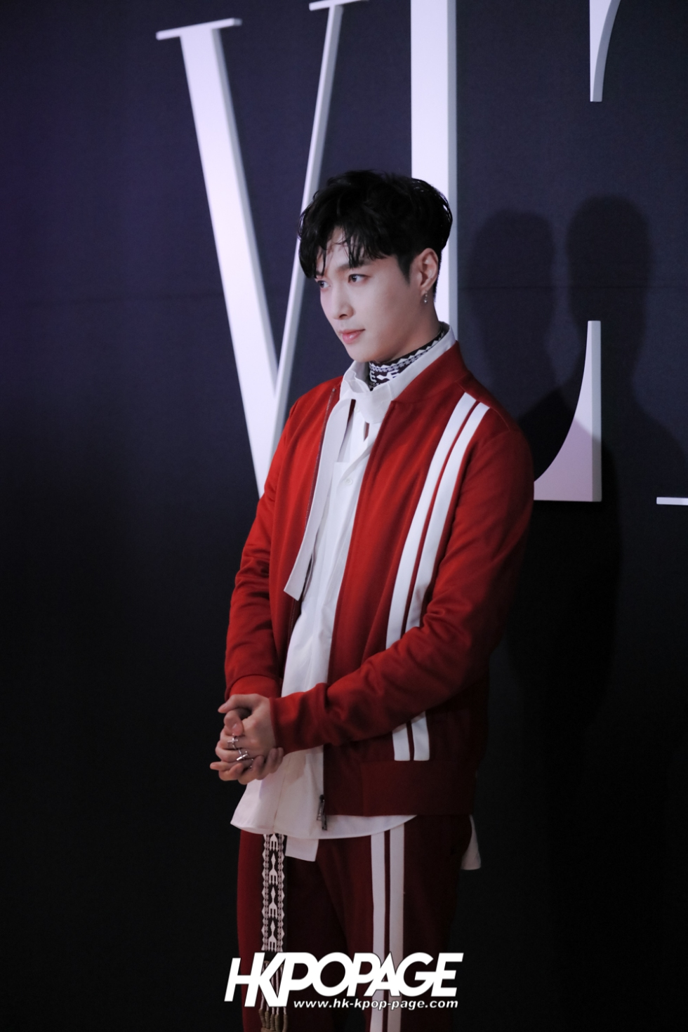 [HK.KPOP.PAGE] 180126_VALENTINO Brand Event_Zhang Yixing_08