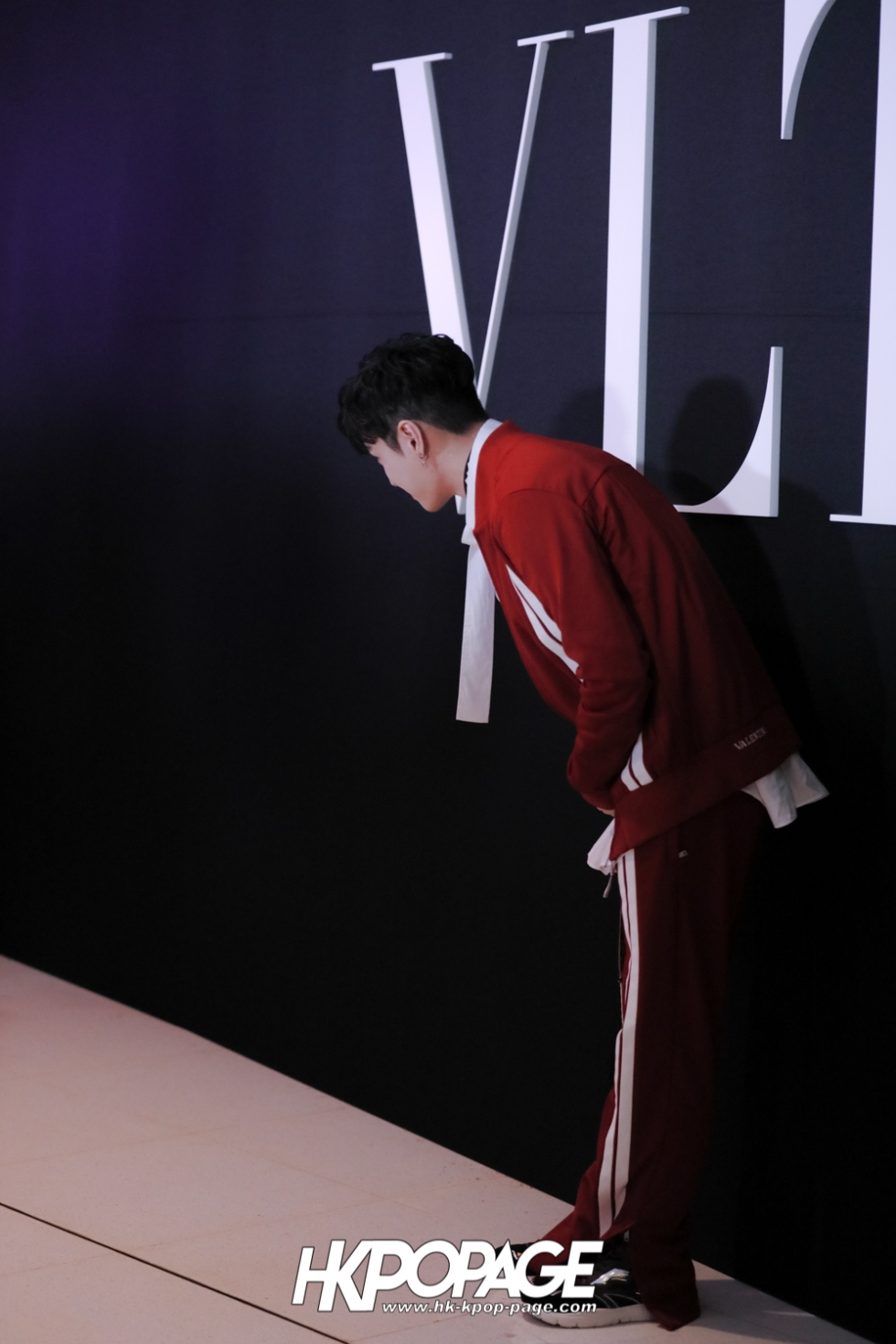 [HK.KPOP.PAGE] 180126_VALENTINO Brand Event_Zhang Yixing_10