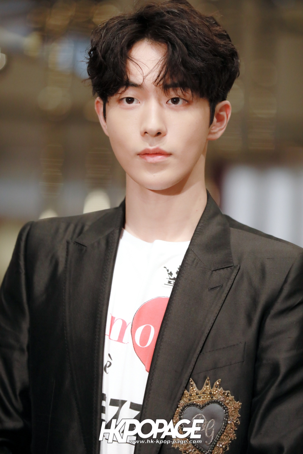 [HK.KPOP.PAGE] 180705_Nam Joo Hyuk @ DOLCE&GABBANA CNY Pop up store at Harbour City_03 (2)