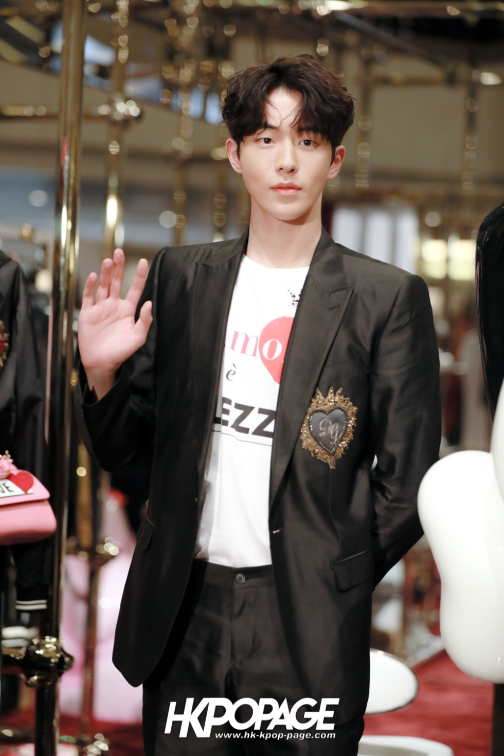 [HK.KPOP.PAGE] 180705_Nam Joo Hyuk @ DOLCE&GABBANA CNY Pop up store at Harbour City_07
