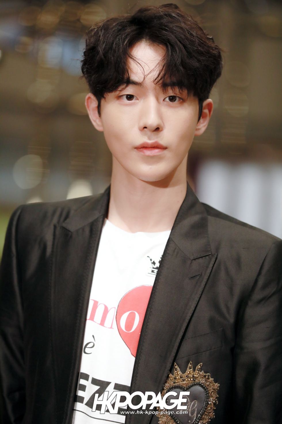[HK.KPOP.PAGE] 180705_Nam Joo Hyuk @ DOLCE&GABBANA CNY Pop up store at Harbour City_09
