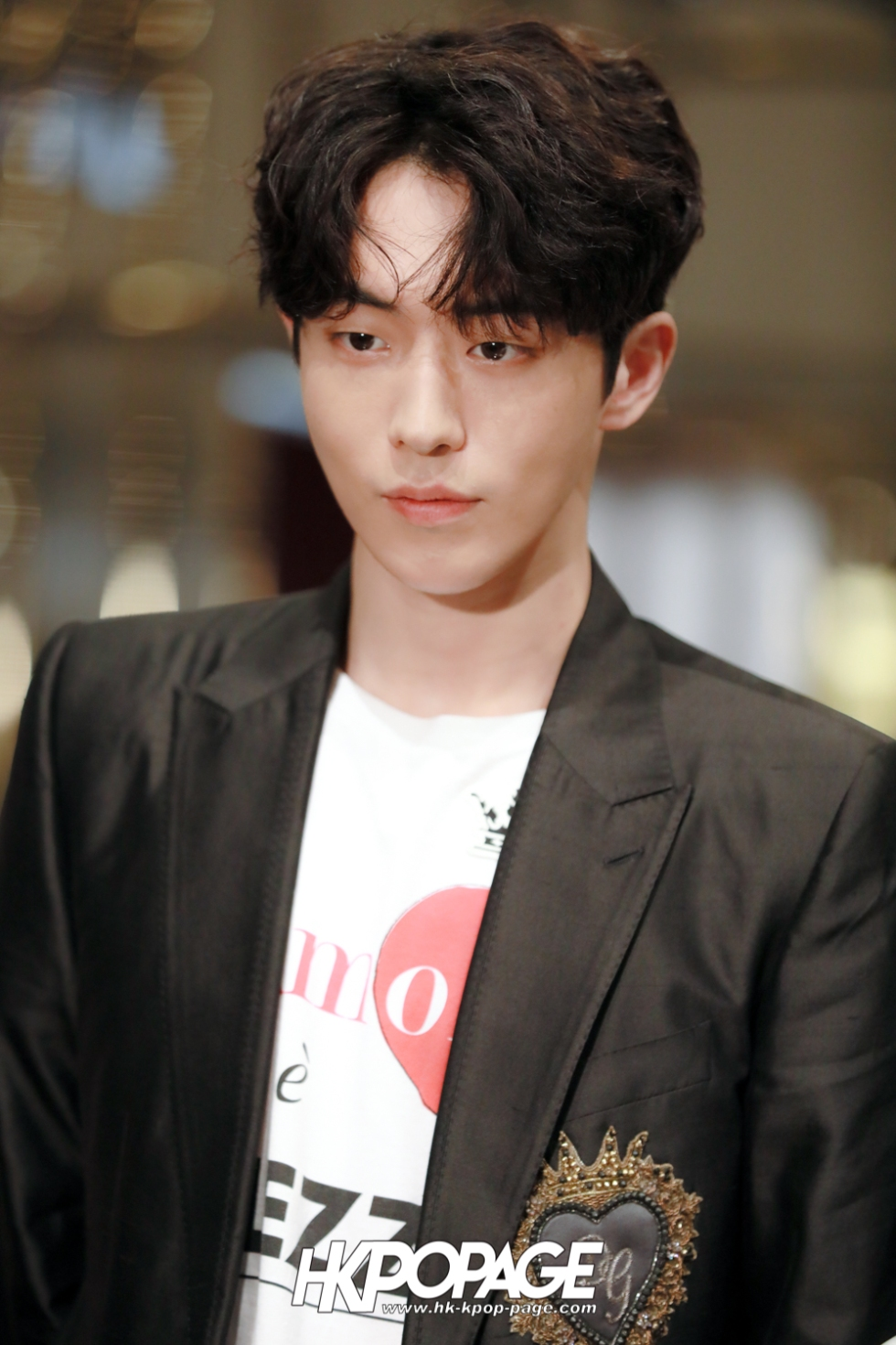 [HK.KPOP.PAGE] 180705_Nam Joo Hyuk @ DOLCE&GABBANA CNY Pop up store at Harbour City_10