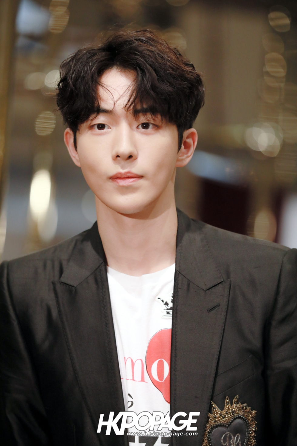 [HK.KPOP.PAGE] 180705_Nam Joo Hyuk @ DOLCE&GABBANA CNY Pop up store at Harbour City_11