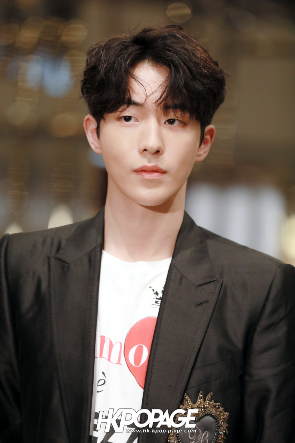 [HK.KPOP.PAGE] 180705_Nam Joo Hyuk @ DOLCE&GABBANA CNY Pop up store at Harbour City_12