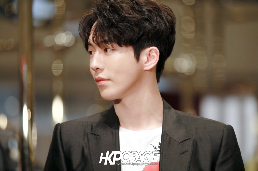 [HK.KPOP.PAGE] 180705_Nam Joo Hyuk @ DOLCE&GABBANA CNY Pop up store at Harbour City_15