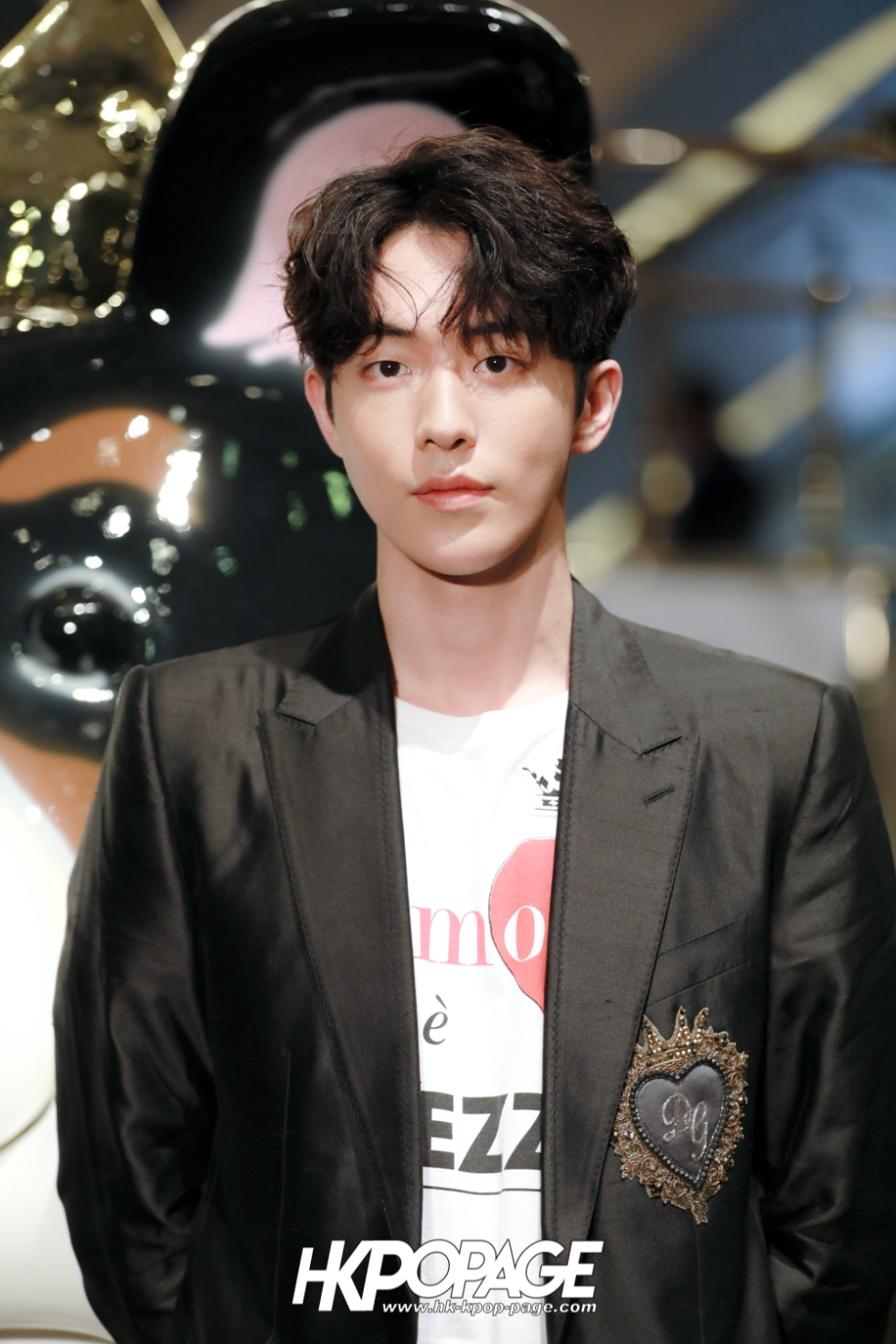 [HK.KPOP.PAGE] 180705_Nam Joo Hyuk @ DOLCE&GABBANA CNY Pop up store at Harbour City_23