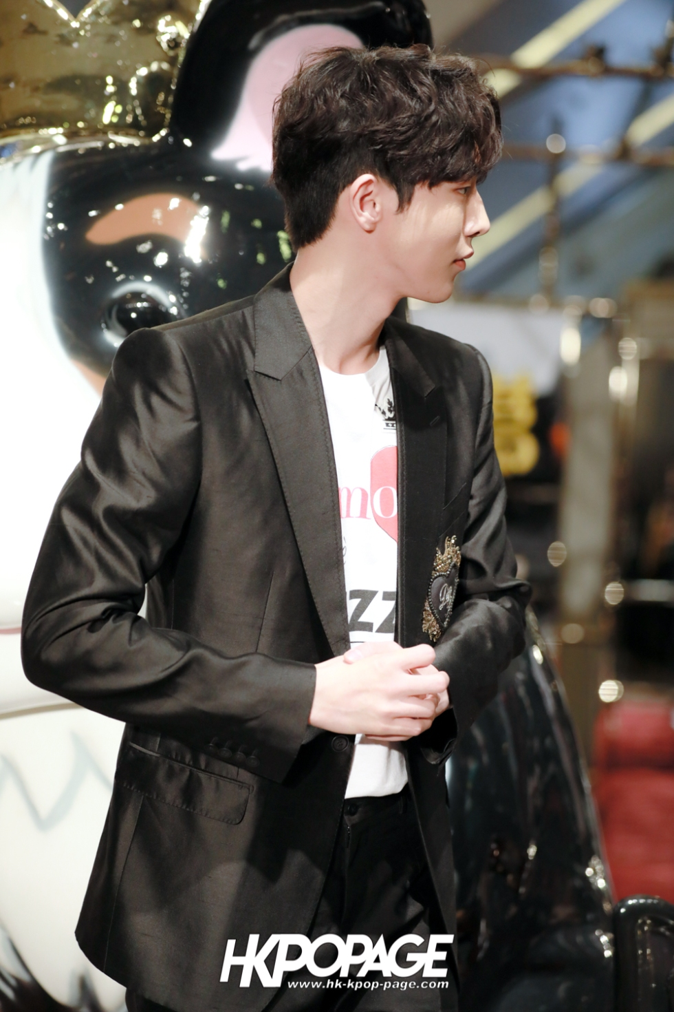 [HK.KPOP.PAGE] 180705_Nam Joo Hyuk @ DOLCE&GABBANA CNY Pop up store at Harbour City_24