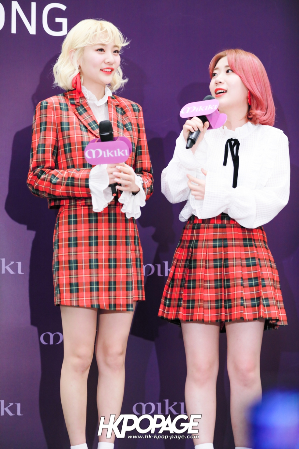 [HK.KPOP.PAGE] 180202_Mikiki x BOL4 Concert in Hong Kong Press Conference_01