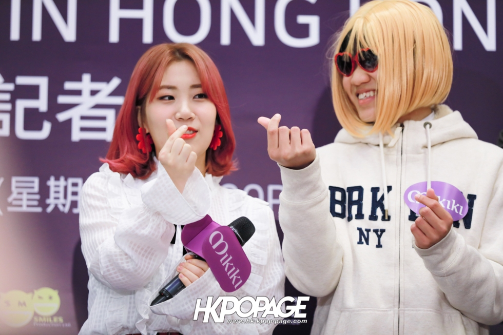 [HK.KPOP.PAGE] 180202_Mikiki x BOL4 Concert in Hong Kong Press Conference_19