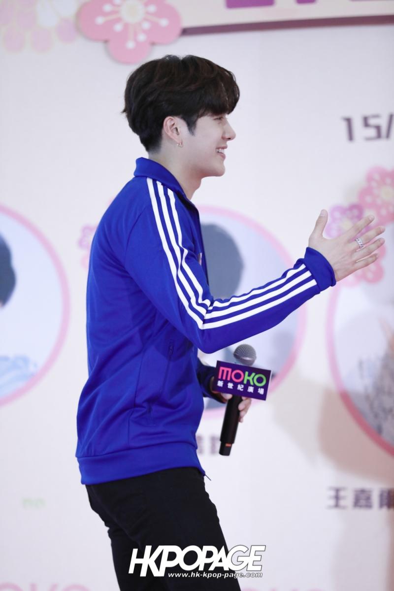 [HK.KPOP.PAGE] 180215_Jackson Wang MOKO Countdown Event_02