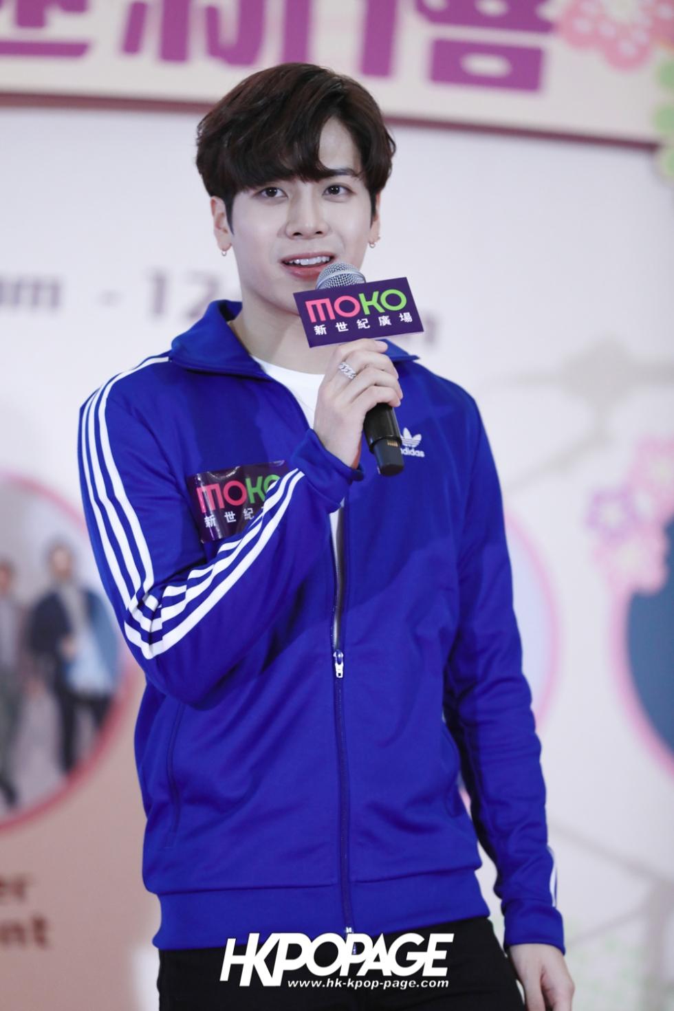 [HK.KPOP.PAGE] 180215_Jackson Wang MOKO Countdown Event_05