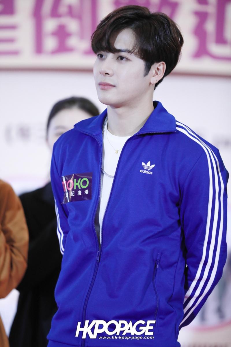[HK.KPOP.PAGE] 180215_Jackson Wang MOKO Countdown Event_06
