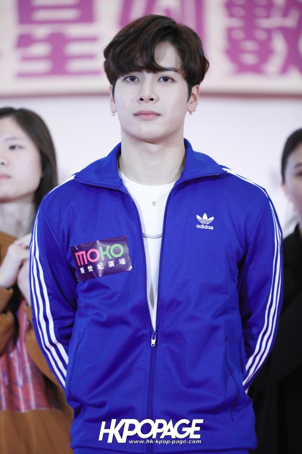 [HK.KPOP.PAGE] 180215_Jackson Wang MOKO Countdown Event_07