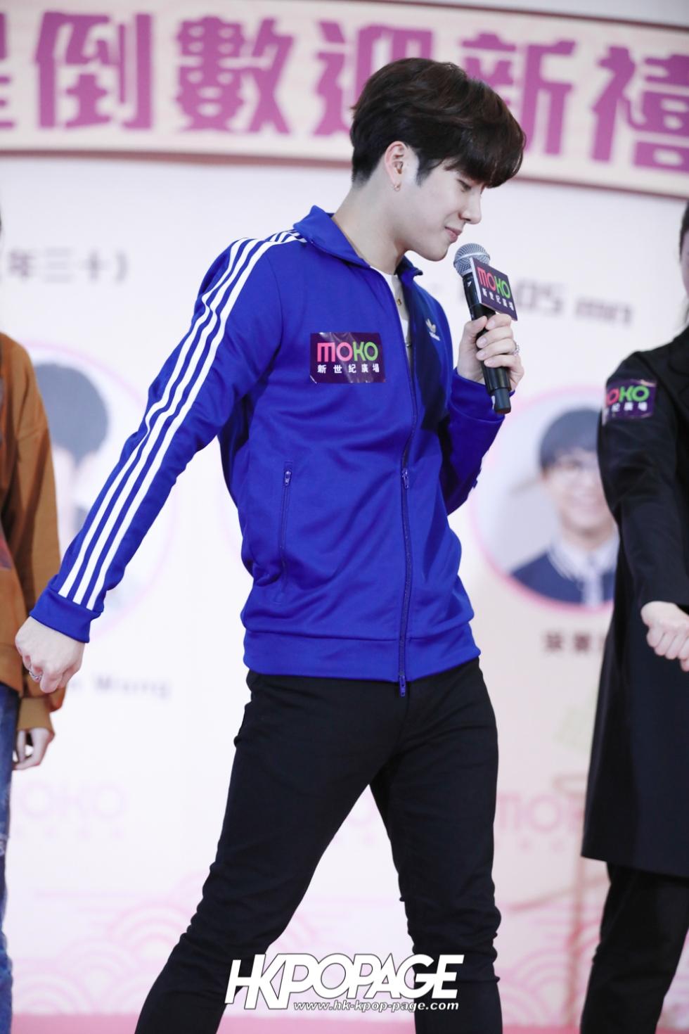 [HK.KPOP.PAGE] 180215_Jackson Wang MOKO Countdown Event_09