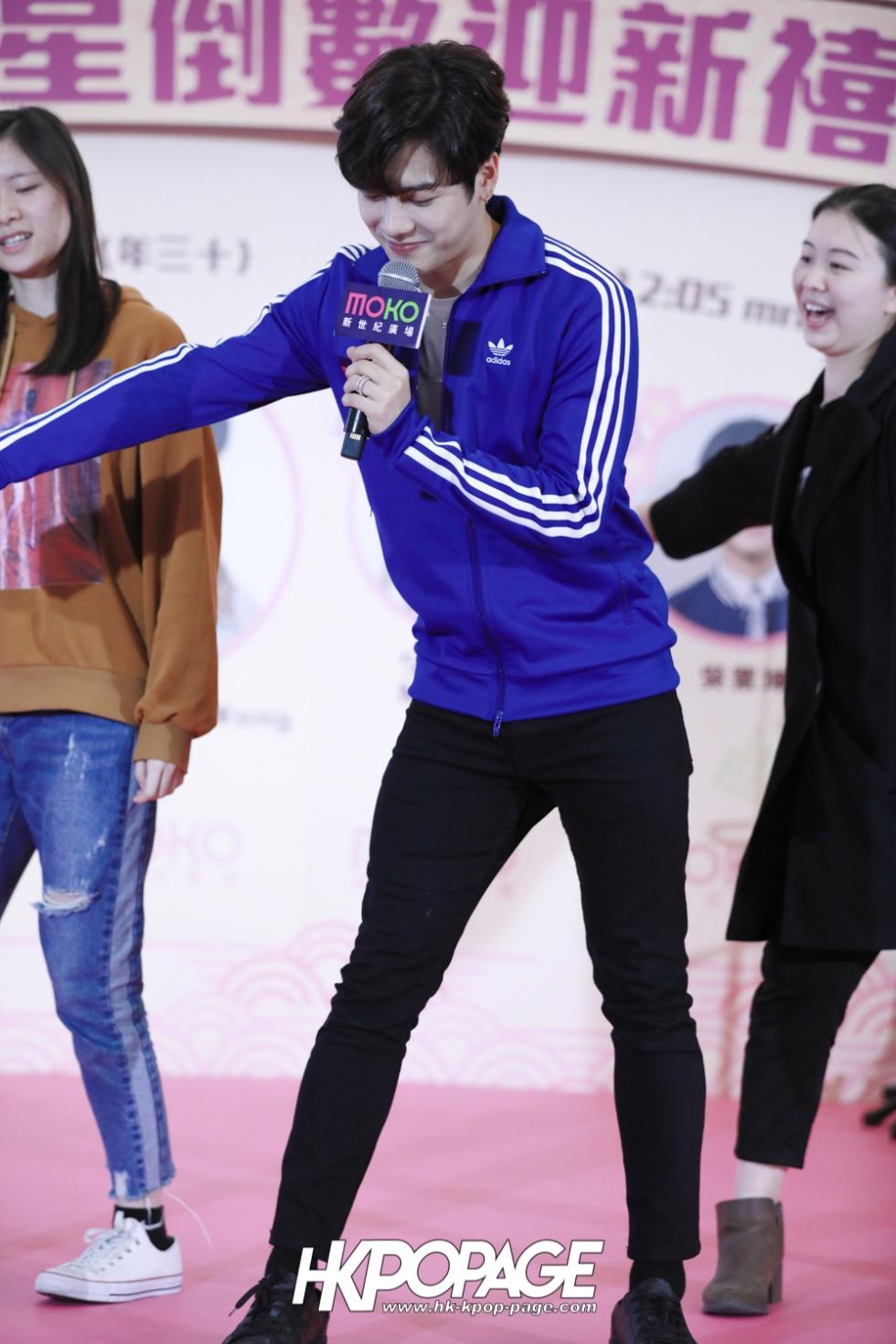 [HK.KPOP.PAGE] 180215_Jackson Wang MOKO Countdown Event_10